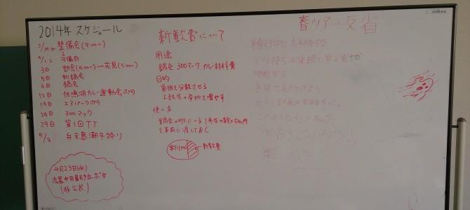 03月27日 部会報告(浜松)