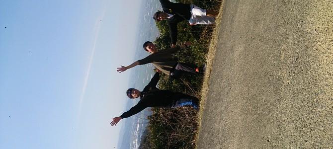 山登り楽しすぎぃいいいいい