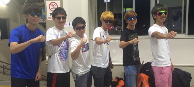 ROCKラン1日目