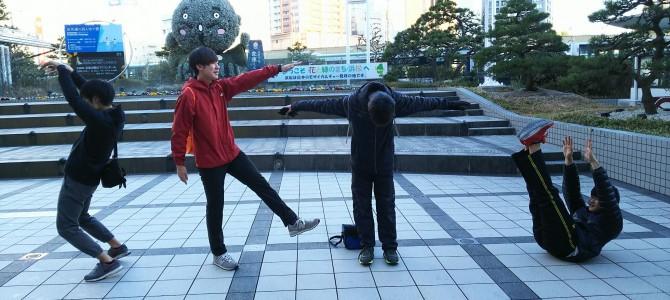 SKT-run 1日目