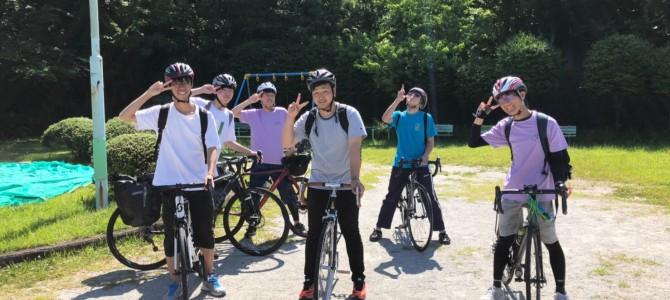 新刊サイクリング 2班